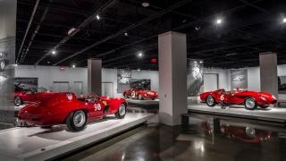 "Ferrari ""Seeing Red"" del Petersen Museum Foto 5"