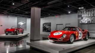 "Ferrari ""Seeing Red"" del Petersen Museum Foto 10"