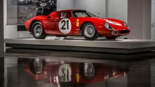 "Ferrari ""Seeing Red"" del Petersen Museum Foto 12"