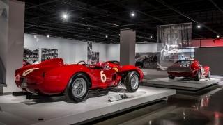 "Ferrari ""Seeing Red"" del Petersen Museum Foto 15"