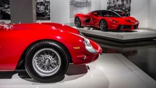 "Ferrari ""Seeing Red"" del Petersen Museum Foto 16"
