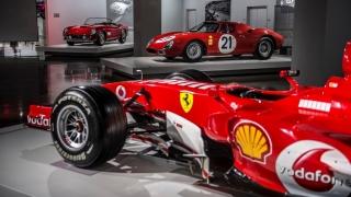"Ferrari ""Seeing Red"" del Petersen Museum Foto 19"
