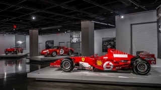 "Ferrari ""Seeing Red"" del Petersen Museum Foto 20"
