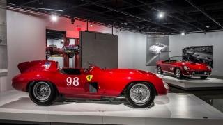 "Ferrari ""Seeing Red"" del Petersen Museum Foto 21"