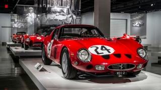 "Ferrari ""Seeing Red"" del Petersen Museum Foto 24"