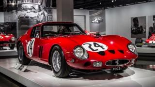 "Ferrari ""Seeing Red"" del Petersen Museum Foto 25"