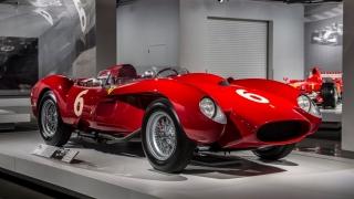 "Ferrari ""Seeing Red"" del Petersen Museum Foto 29"