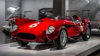 "Ferrari ""Seeing Red"" del Petersen Museum Foto 30"