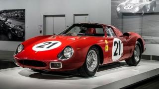 "Ferrari ""Seeing Red"" del Petersen Museum Foto 33"