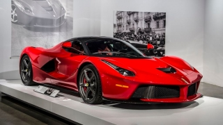 "Ferrari ""Seeing Red"" del Petersen Museum Foto 35"