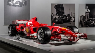 "Ferrari ""Seeing Red"" del Petersen Museum Foto 41"