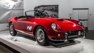 "Ferrari ""Seeing Red"" del Petersen Museum Foto 52"
