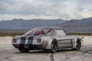 Foto 2 - Ford Mustang 1965 'Vicious' by Timeless Kustoms