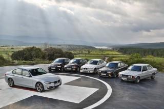 Fotos 40 aniversario del BMW Serie 3 Foto 2
