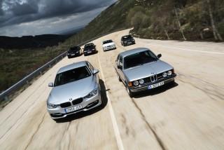 Fotos 40 aniversario del BMW Serie 3 Foto 1