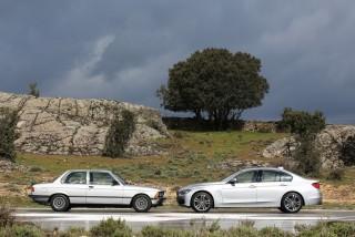 Fotos 40 aniversario del BMW Serie 3 Foto 5