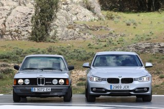 Fotos 40 aniversario del BMW Serie 3 Foto 6
