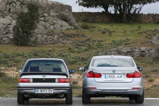 Fotos 40 aniversario del BMW Serie 3 Foto 7