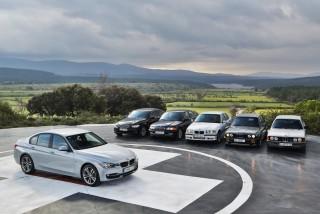 Fotos 40 aniversario del BMW Serie 3 Foto 8