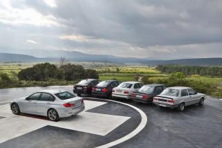 Fotos 40 aniversario del BMW Serie 3 Foto 9