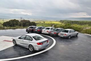 Fotos 40 aniversario del BMW Serie 3 Foto 10
