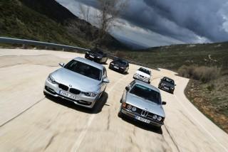 Fotos 40 aniversario del BMW Serie 3 Foto 13
