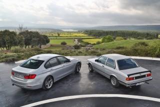 Fotos 40 aniversario del BMW Serie 3 Foto 14