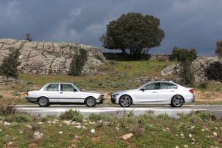 Fotos 40 aniversario del BMW Serie 3 Foto 15