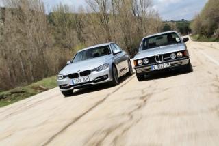 Fotos 40 aniversario del BMW Serie 3 Foto 17
