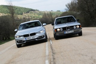 Fotos 40 aniversario del BMW Serie 3 Foto 20