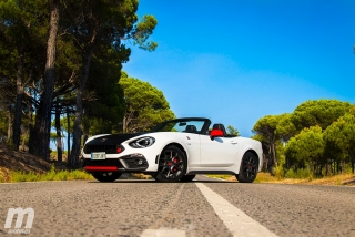 Foto 2 - Fotos Abarth 124 Spider