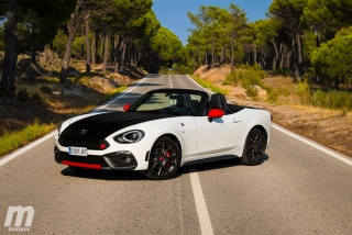 Foto 3 - Fotos Abarth 124 Spider