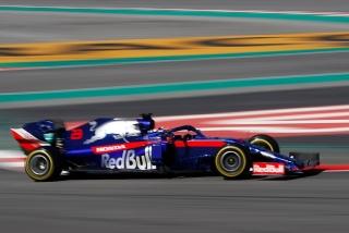 Fotos Alexander Albon F1 2019 Foto 6