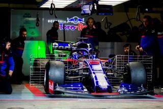 Fotos Alexander Albon F1 2019 Foto 14