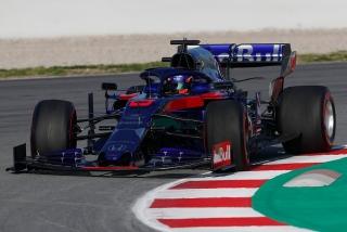 Fotos Alexander Albon F1 2019 Foto 21