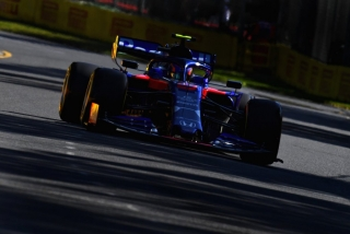 Fotos Alexander Albon F1 2019 Foto 23