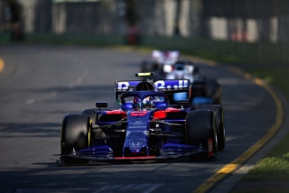 Fotos Alexander Albon F1 2019 Foto 30