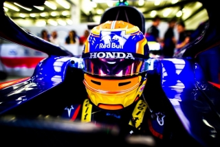 Fotos Alexander Albon F1 2019 Foto 36