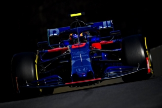 Fotos Alexander Albon F1 2019 Foto 48