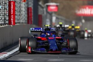 Fotos Alexander Albon F1 2019 Foto 50