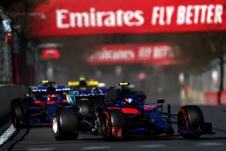Fotos Alexander Albon F1 2019 Foto 51
