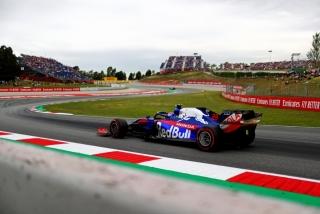 Fotos Alexander Albon F1 2019 Foto 52