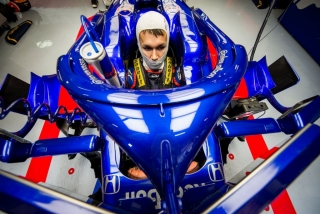 Fotos Alexander Albon F1 2019 Foto 53