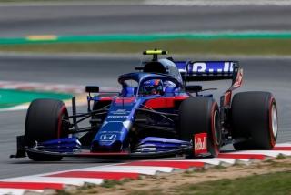 Fotos Alexander Albon F1 2019 Foto 54