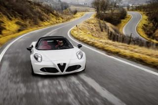 Fotos Alfa Romeo 4C Spider Foto 2