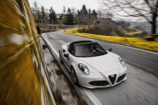 Fotos Alfa Romeo 4C Spider Foto 3
