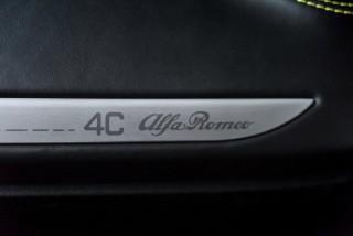 Fotos Alfa Romeo 4C Spider Foto 4