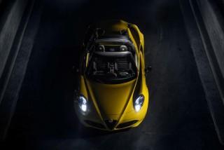 Fotos Alfa Romeo 4C Spider Foto 8