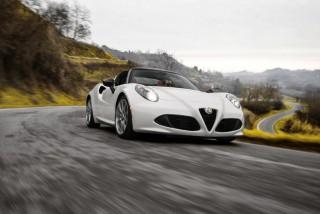 Fotos Alfa Romeo 4C Spider Foto 10