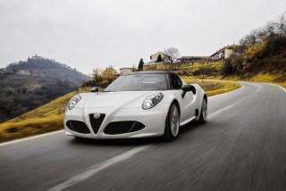 Fotos Alfa Romeo 4C Spider Foto 13